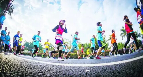 2016 Xiamen International Marathon