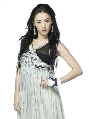 Cecilia Cheung in 'The Promise'